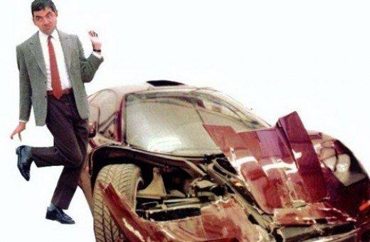 10 самых дорогих автоаварий в мире (10 фото)