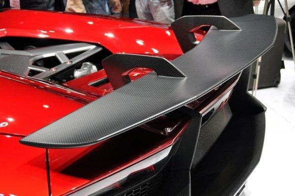Lamborghini Aventador J (20 фото)
