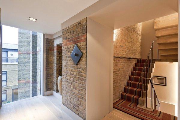 Дом в водонапорной башне в Лондоне (19 фото)