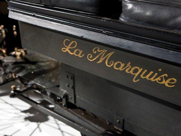 Продан самый старый автомобиль в мире за 4,6 миллиона долларов (7 фото)