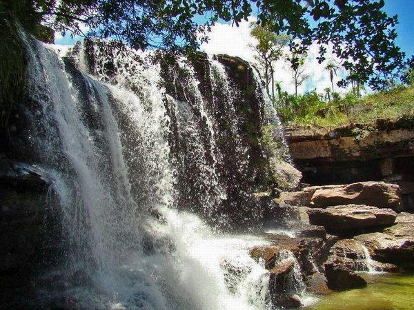 Радужная река в Колумбии (30 фото)