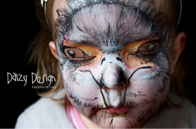 Боди-арт от Кристи Льюис (14 фото)