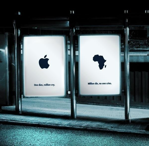 Двойная креативная реклама (21 фото)