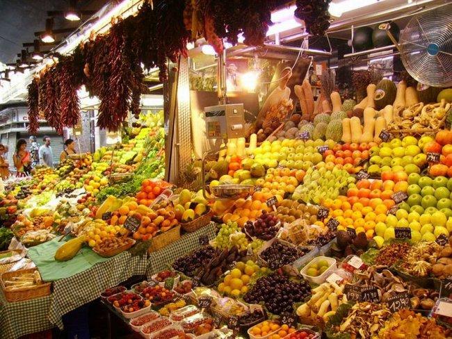 Уникальные рынки мира (24 фото)