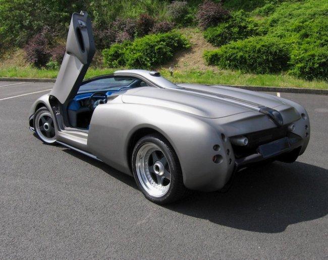 Суперкар Lamborghini Pregunta (9 фото)