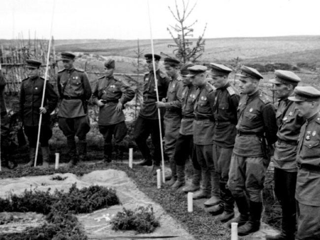 Фотографии Велико й Отечественной войны 1944 года (59 фото)
