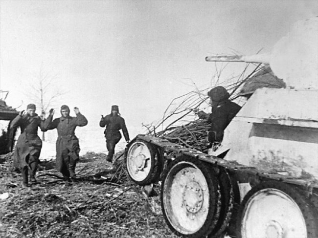 Фотографии Великой Отечественной войны 1944 года (59 фото)