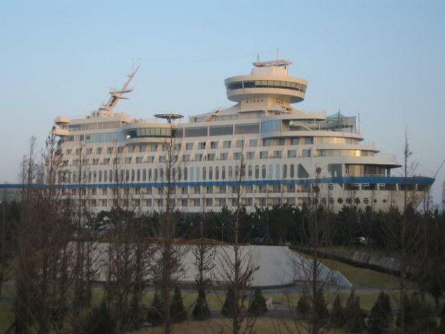 Отель Sun Cruise Hotel, Южная Корея (7 фото)