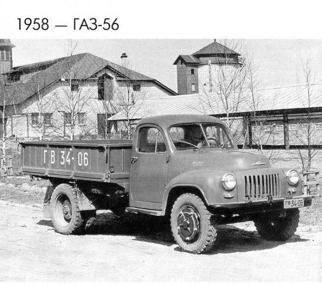 Суперкары из прошлого (25 фото)