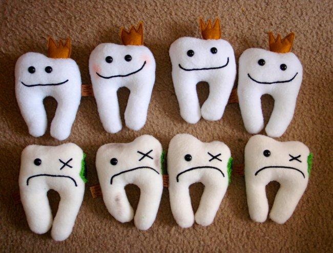 Что будет, если перестать чистить зубы?