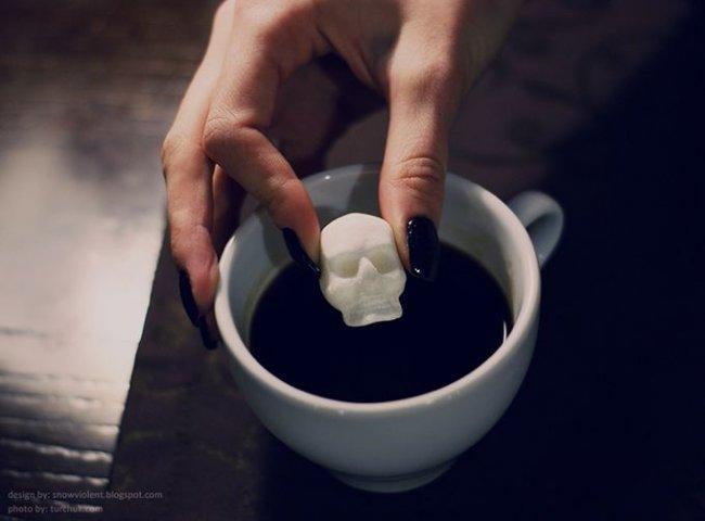 Необычный сахар от студии Snow Violent (9 фото)