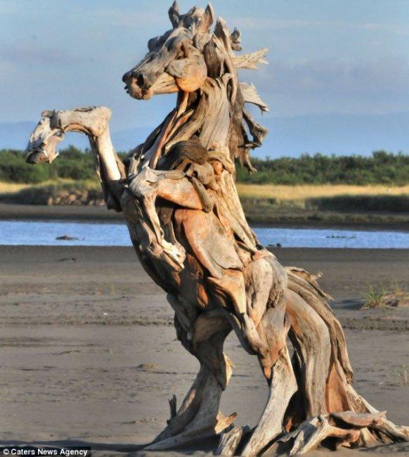 Работы из дерева от Jeffro Uitto (12 фото)