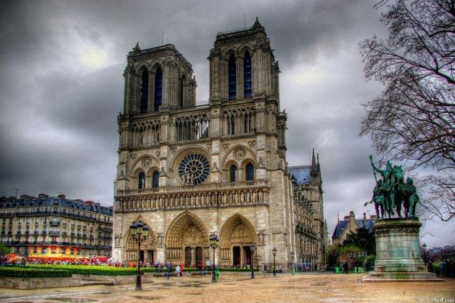 21 интересный факт о Нотр-Дам де Пари (собор Парижской Богоматери) к 850 летию