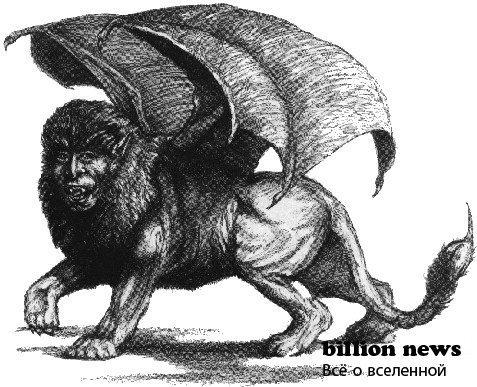 Мифические существа (40 фото)