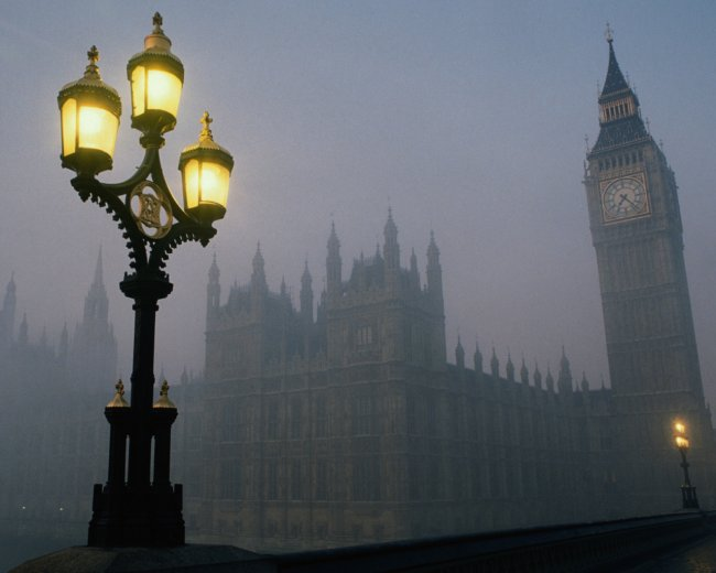 Почему Англия — Туманный Альбион?