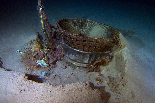 Интересные факты о 5 находках на дне океана (10 фото)