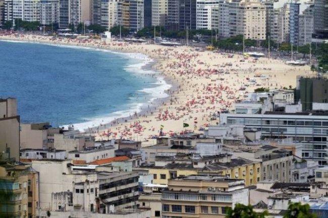 8 самых опасных пляжей мира (8 фото)