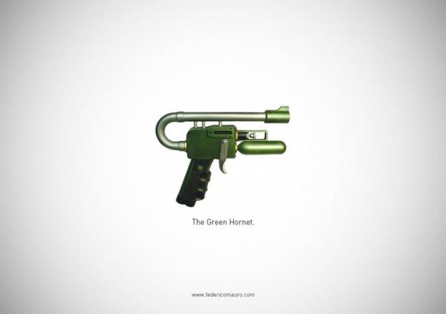 Оружие от Федерико Маурер (Federico Maurer) (37 фото)