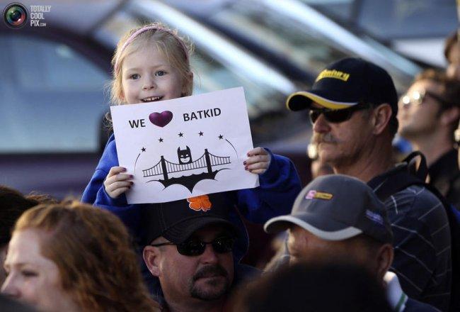 Бэткид – Мальчик летучая мышь спасает Сан-Франциско (24 фото)