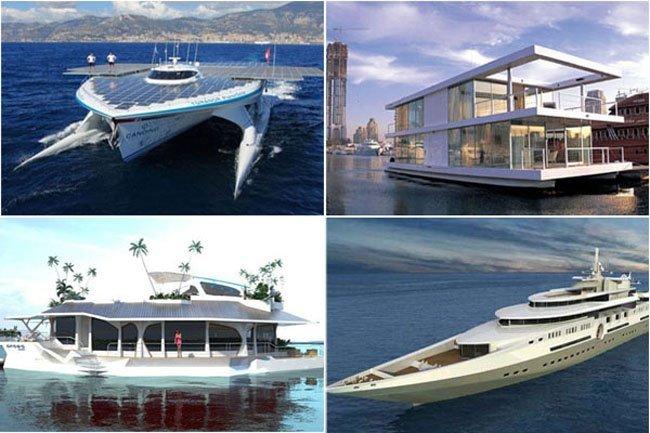 ТОП-10 самых невероятных яхт в мире (17 фото)