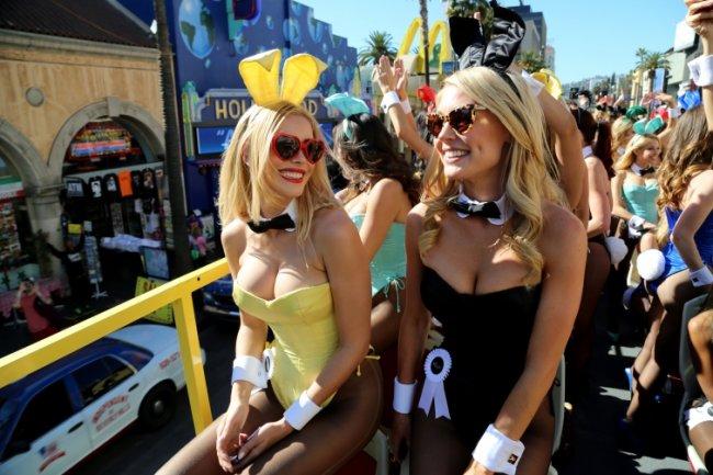 Парад Playboy (25 фото)