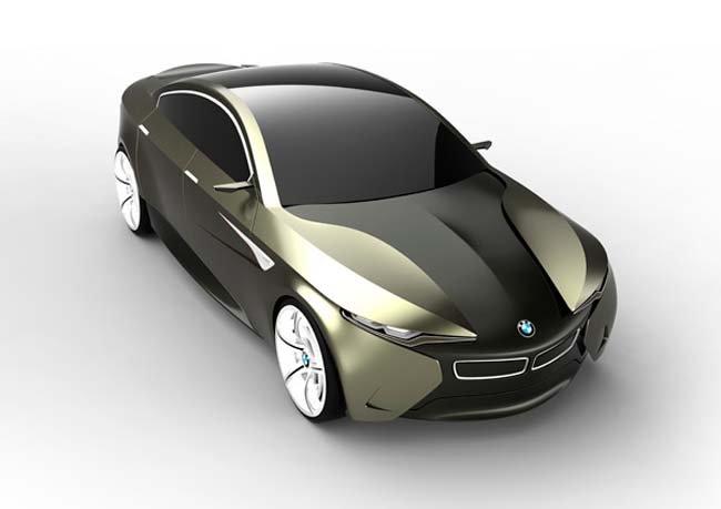 Очередной концепт-кар BMW i-FD (3 фото)