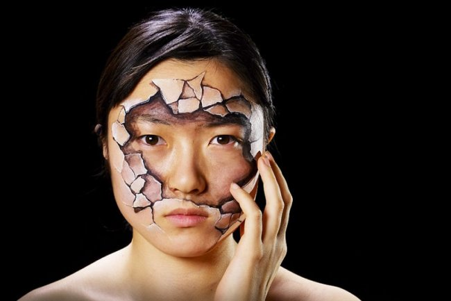 Боди-арт от Хикару Чо (9 фото)