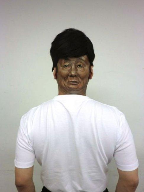 Боди-арт от Хикару Чо (19 фото) - часть 2