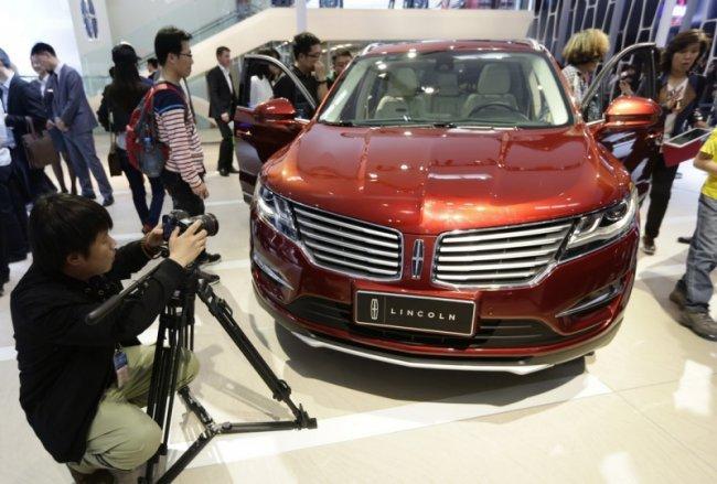 Автосалон в Пекине 2014 (22 фото)