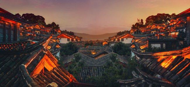 Фото дня 25.05.2014 - Старый город Лицзян