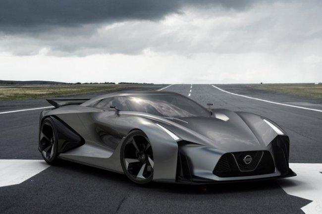 Концепт-кар в честь 15-летия гоночного симулятора Gran Turismo (11 фото)
