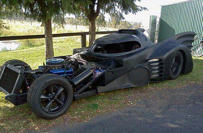 Супергероический суперкар