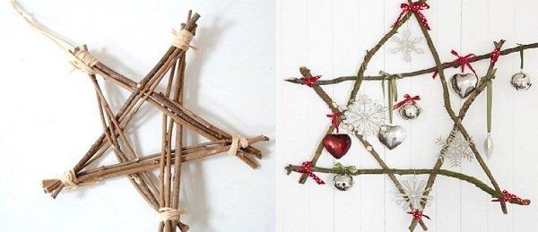 Как сделать новогоднюю звезду – пошаговая фото инструкция