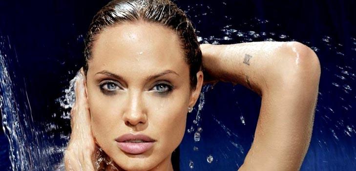 Анджелина Джоли показала свою «темную сторону»