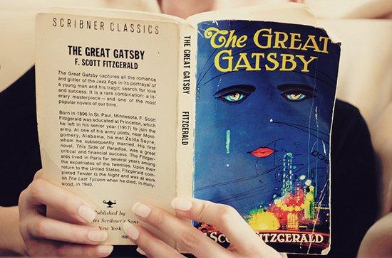 Фрэнсис Скотт Фицджералд - «Великий Гэтсби»