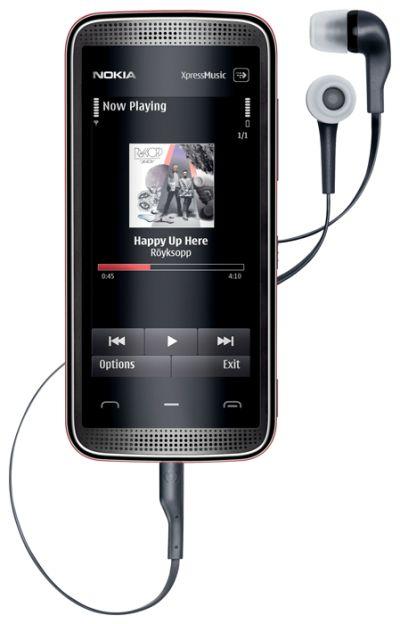 Nokia 5530 XpressMusic Смартфон