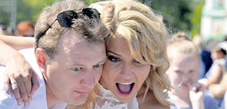 6 миллионов рублей получил в подарок на свадьбу Марат Башаров