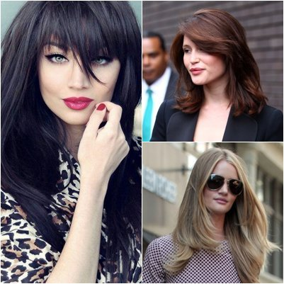 Модные стрижки для длинных волос 2013: фото самых стильных женских стрижек 2013 года