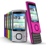 Nokia 6700 slide и 7230 Смартфоны