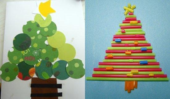 Новогодние поделки в детском садике: фото мастер-класс