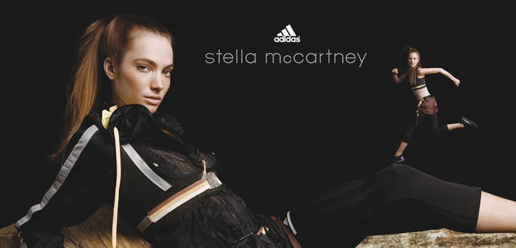 Новая коллекция Adidas by Stella McCartney