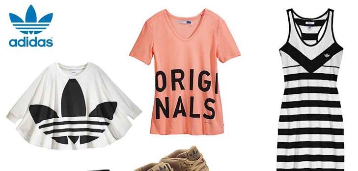Новая коллекция Adidas Originals SS 2014