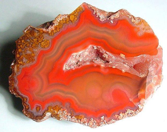 Агат. Свойства камня химические, мистические и лечебные