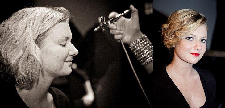 Модный аэромакияж: отзывы, фото