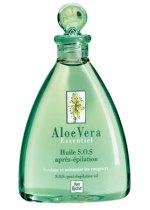 Yves Rocher Aloe Vera Essentiel Масло-Sos После Эпиляции