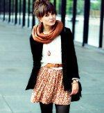 Модная одежда осень-зима 2011-2012