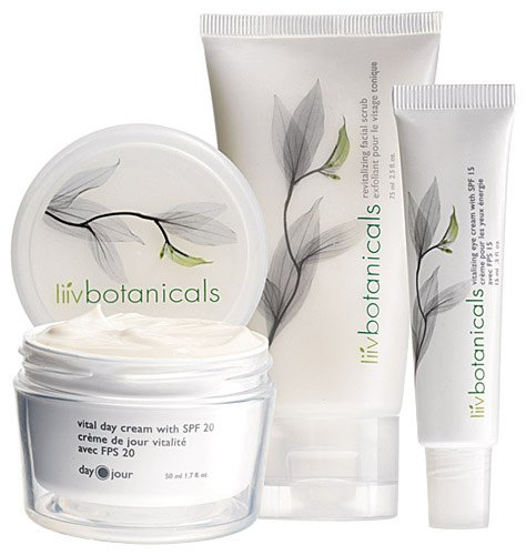 Avon Liiv Botanicals Vital Day Cream дневной крем для лица