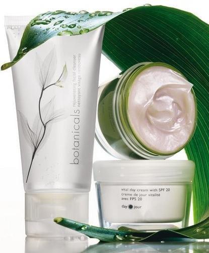 Avon Liiv Botanicals Vital Night Moisturiser ночной крем для лица