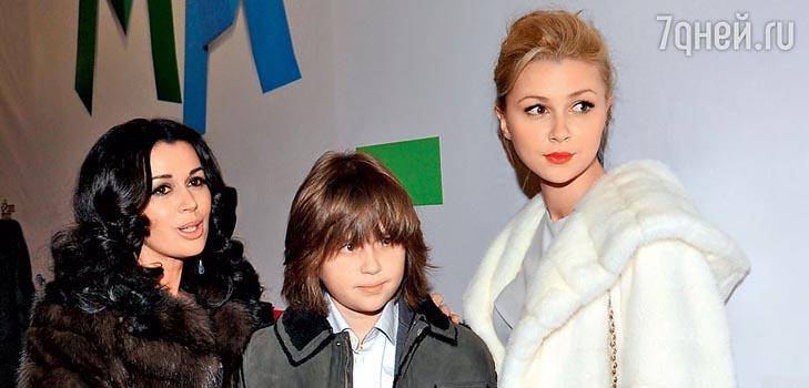 Анастасия Заворотнюк рада за свою дочь