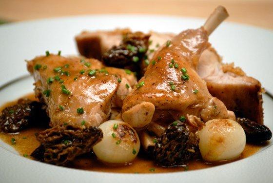 Блюда из зайца в духовке рецепты